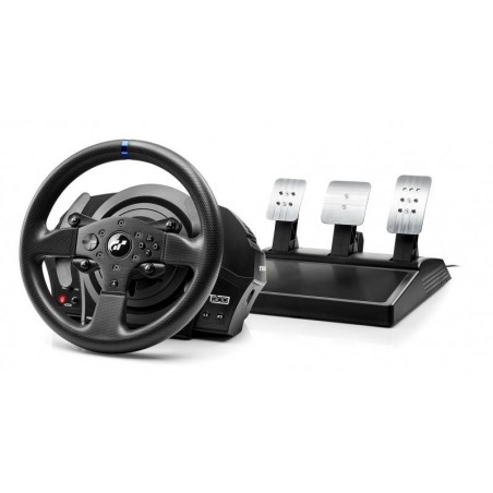 Thrustmaster T300 RS GT Negro Volante + Pedales Analógico Digital PC, PlayStation 4, Playstation 3