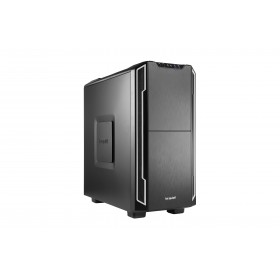 be quiet! Silent Base 600 Midi Tower Black, Silver