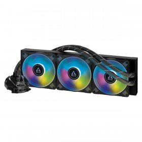 ARCTIC Liquid Freezer II 360 A-RGB Multi Compatible All-in-One CPU Water Cooler with A-RGB
