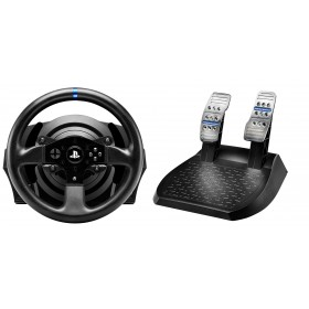 Thrustmaster T300RS Black USB 2.0 Steering wheel + Pedals PC, Playstation 3, PlayStation 4