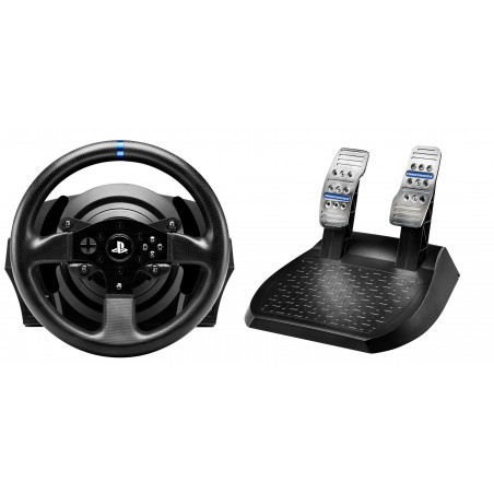 Thrustmaster T300RS Negro USB 2.0 Volante + Pedales PC, Playstation 3, PlayStation 4