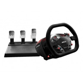Thrustmaster TS-XW Racer Sparco P310 Negro Volante + Pedales Digital PC, Xbox One