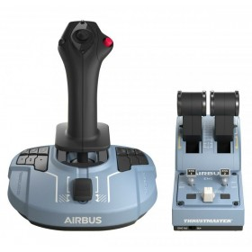 Thrustmaster Airbus Edition Black, Blue USB Joystick Analogue   Digital PC