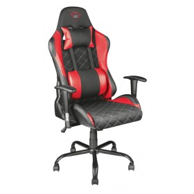 Trust GXT 707R Resto Universal gaming chair Black, Red