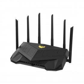 ASUS TUF Gaming AX5400 router wireless Gigabit Ethernet Dual-band (2.4 GHz 5 GHz) Nero