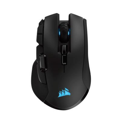Corsair IRONCLAW RGB mouse Right-hand RF Wireless+Bluetooth+USB Type-A Optical 18000 DPI